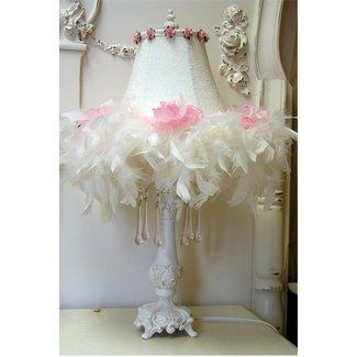 Seductive Shabby Chic Candle Lamp Shades Lamp Shade Lamp ...