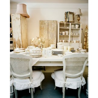 Shabby Chic Dining Room Photos (12 of 13)