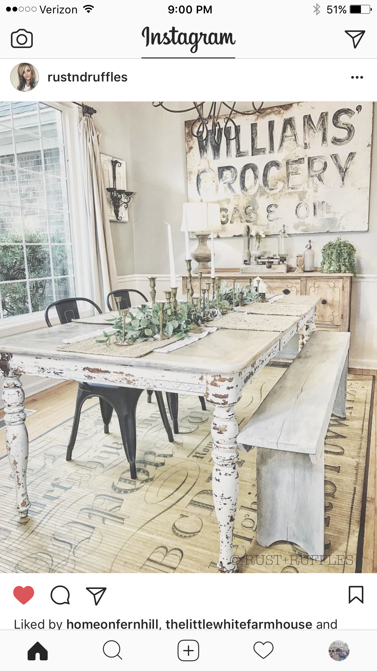 Awesome Shabby Chic Dining Table. Appealing Painted Wood Dining .