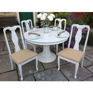 Shabby Chic Dining Tables |