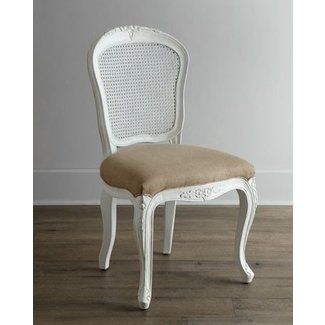 "Shabby Chic ""LaDonna"" Dining Chair - Traditional - Dining ..."