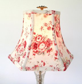 50 Shabby Chic Lamp Shades You Ll Love In 2020 Visual Hunt