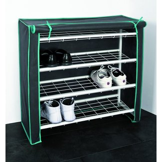 Shoe Rack, Bench, Wooden, Furnitureinfashion UK