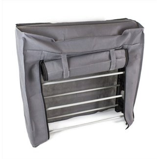 Shoe Rack with Cover 4 Layer