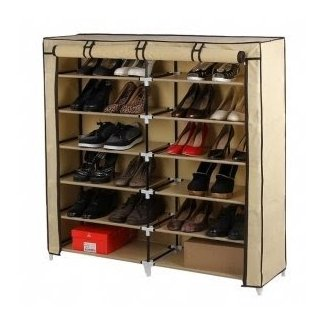 Shoe store display racks Adjustable Metal Folding Shoe ...