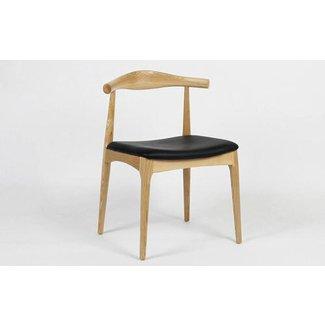 Silla Wegner Elbow Chair CH20 de diseño | Estilo vintage