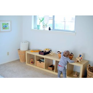 Simple Steps to Creating a Montessori Toddler Room - Jenni