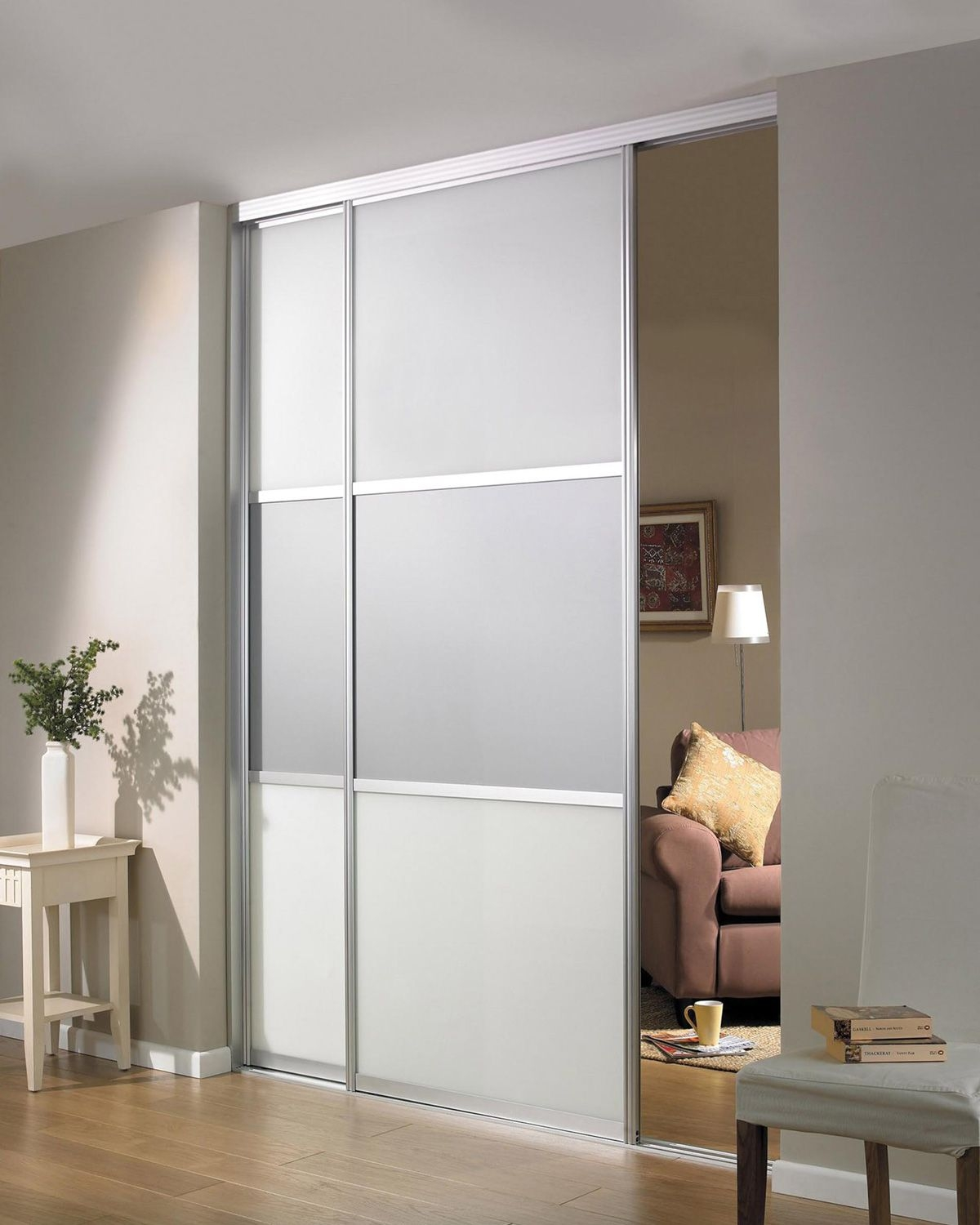 Lovely Sliding Room Divider U2013 More Privacy In The Small Apartment