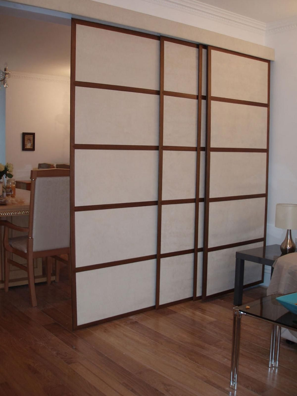 Sliding Room Dividers Diy. Simple Curtain Curtain Room .