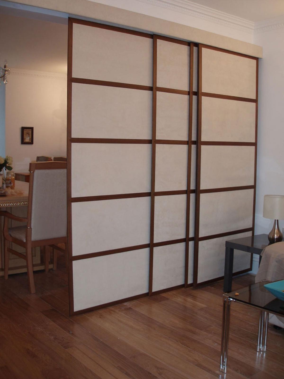 Sliding Room Dividers Diy. Simple Curtain Curtain Room .