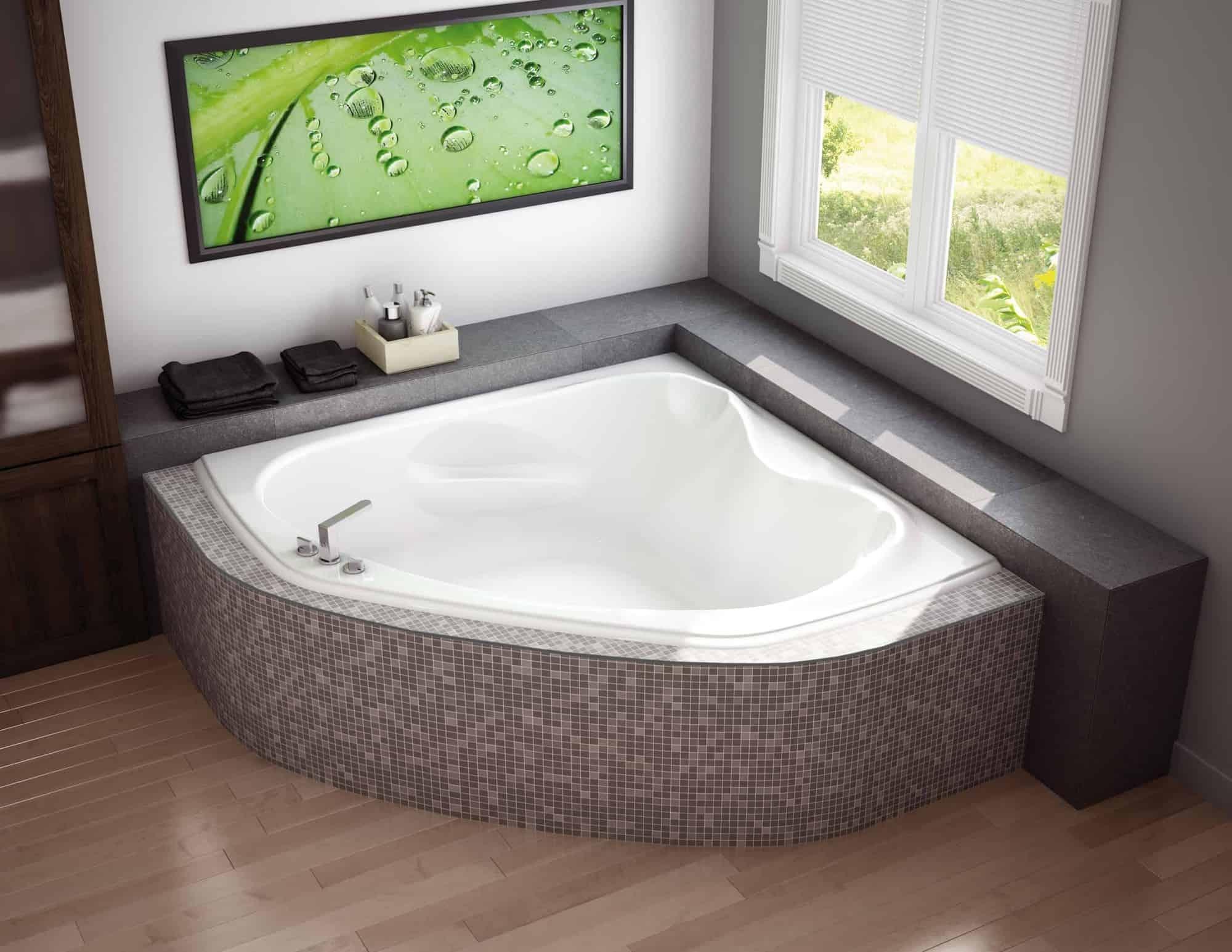 Small Corner Bathtub Are Definitely Worth Considering .