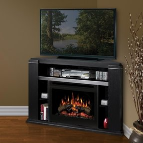 Corner Electric Fireplace Tv Stand You Ll Love In 2020 Visualhunt
