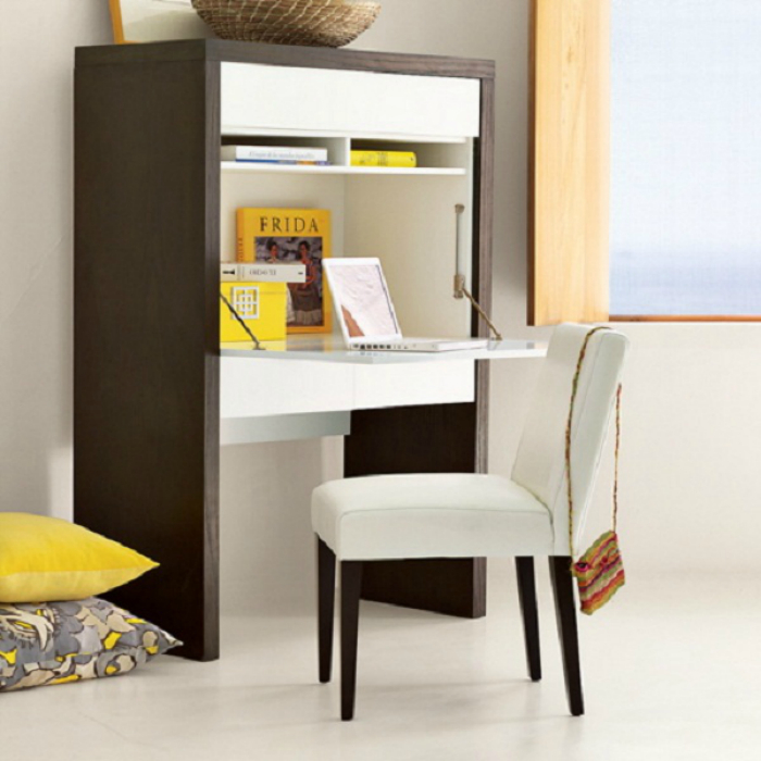 Incroyable Small Desks For Small Spaces | Joy Studio Design Gallery