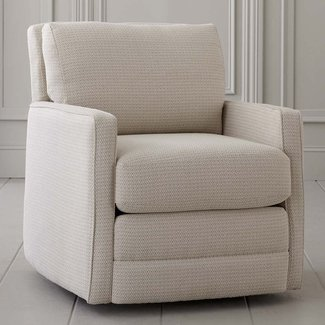 Small Room Design: Elegant small swivel chairs for living ...