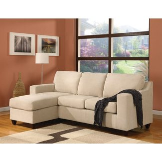 Small Sectional Sofa With Chaise - Decofurnish