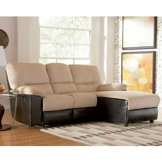 Small Sectional Sofa With Recliner |
