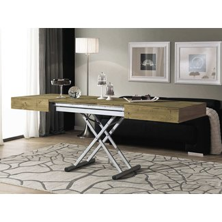 Smart Ideas Adjustable Height Coffee Table