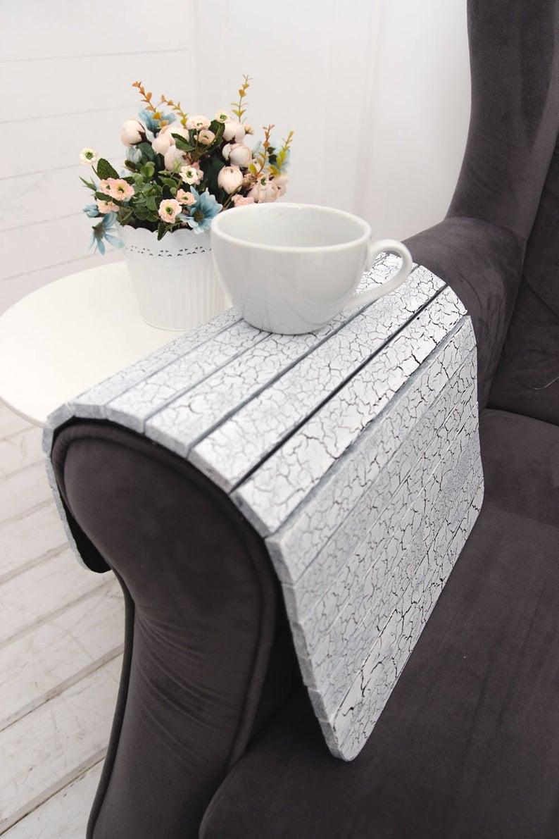 Sofa Arm Tray Couch Tray Table Sofa Table Sofa Arm
