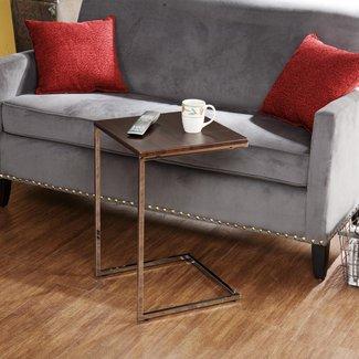 Sofa Server Tv Snack Tray Table Accent Sei Oc1107