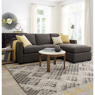 Sofas: Awesome small sectional sofas with recliner ...