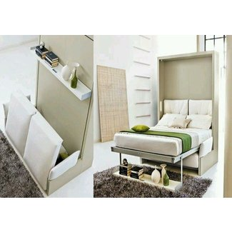 Space Saving Bed - Nuovoliola 10 - iCreatived
