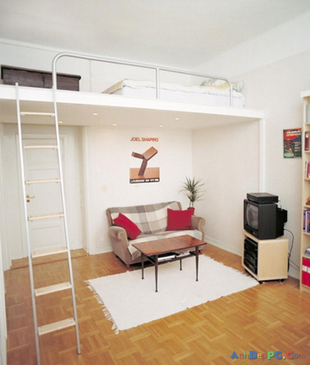 Space Saving Beds For Small Rooms | Bedroom Decor Ideas