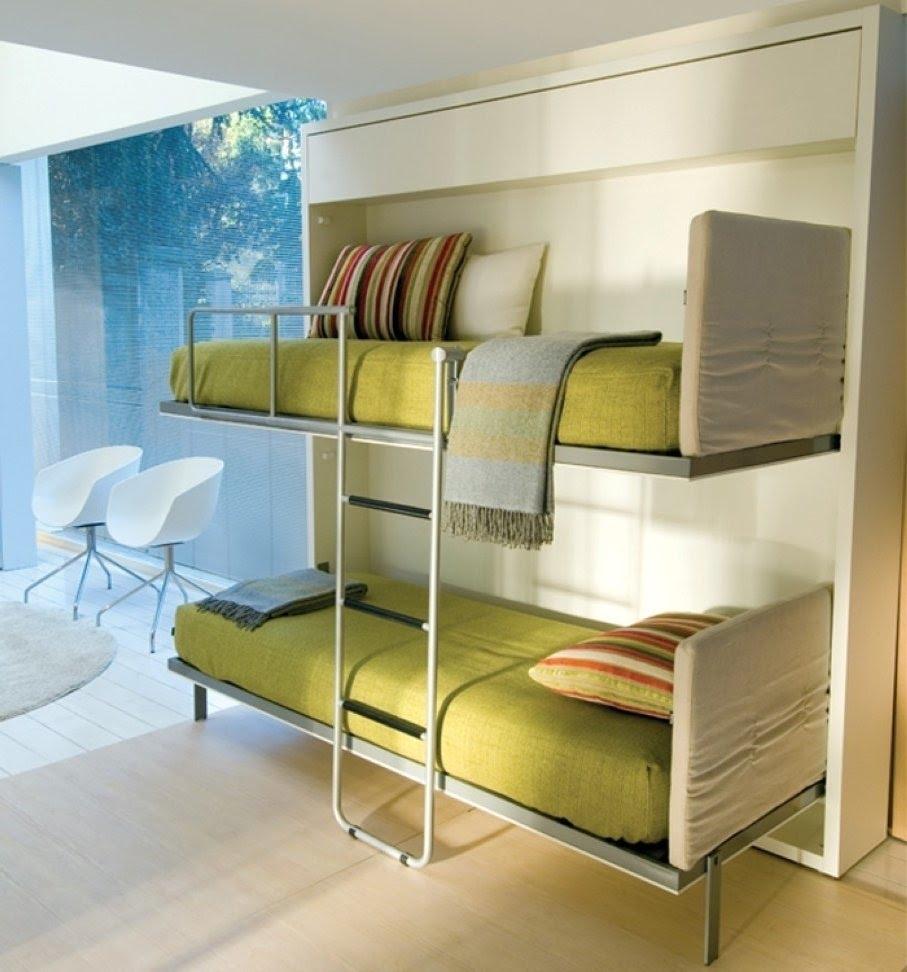 Space Saving Bunk Bed - Space Saving Bunk Beds Trusper & Space Saving Beds - Visual Hunt