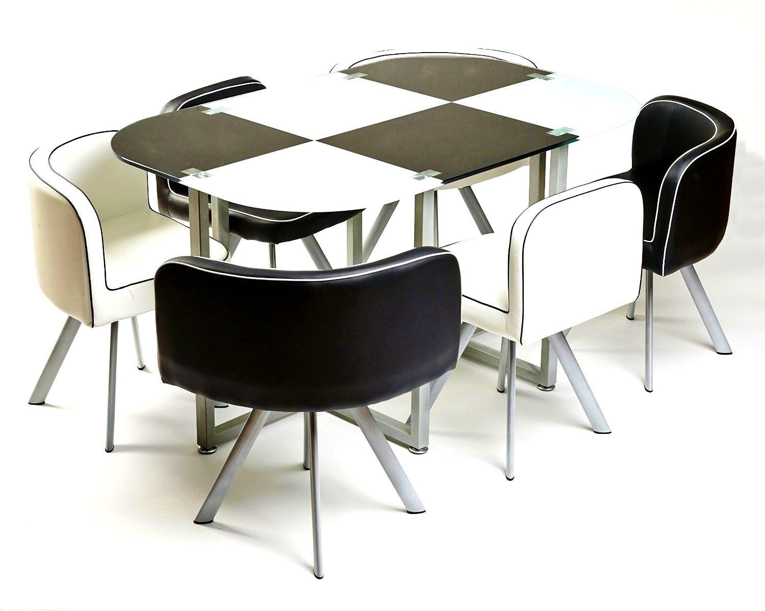 Space Saving Table And Chairs You Ll Love In 2021 Visualhunt
