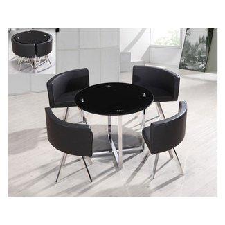 Space Saving Dining Tables Collapsible Furniture ...