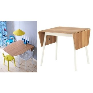 Space saving dining tables ikea drop-leaf table | Home ...