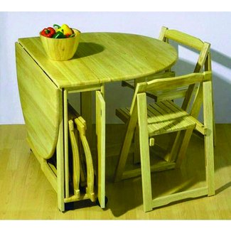 Space saving kitchen table and chairs – Kitchen ideas