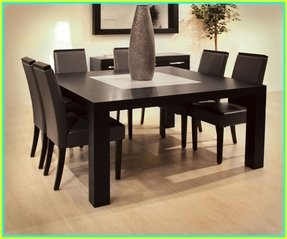 Square Dining Table For 6 - Visual Hunt