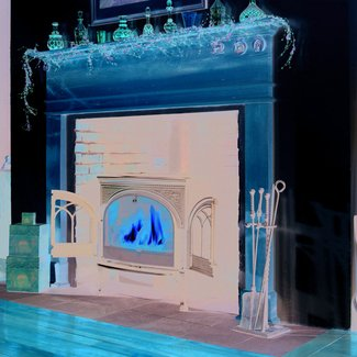 Stand Alone Gas Fireplace Ventless. Fireplace Tv Stand ...