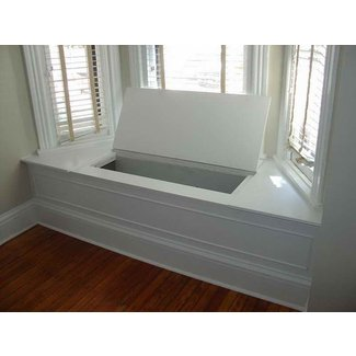 Storage Bench Window Seat | Interesting Ideas for Home