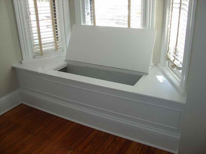 Exceptionnel Storage Bench Window Seat | Interesting Ideas For Home