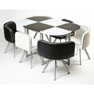 Stunning Space Saving Dining Set Ikea Has Space Saving ...