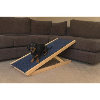 Stylish Dog Ramps for Beds : Small Dog Ramps for