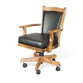 Sunny Designs Sedona Game Chair w/ Casters - Becker ...