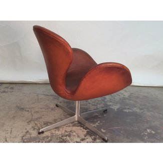 Swan Chair by Arne Jacobsen for Fritz Hansen, 1960 for