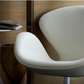 Swan Chair Sessel Leder | Fritz Hansen |