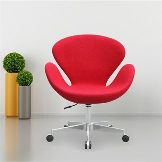 Swan Mid-Back Desk Chair