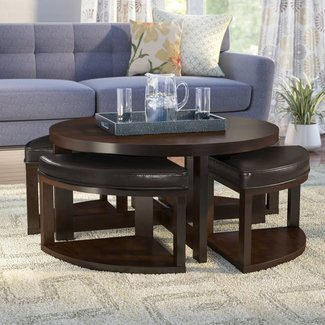 Remarkable 50 Coffee Table With Stools Youll Love In 2020 Visual Hunt Evergreenethics Interior Chair Design Evergreenethicsorg