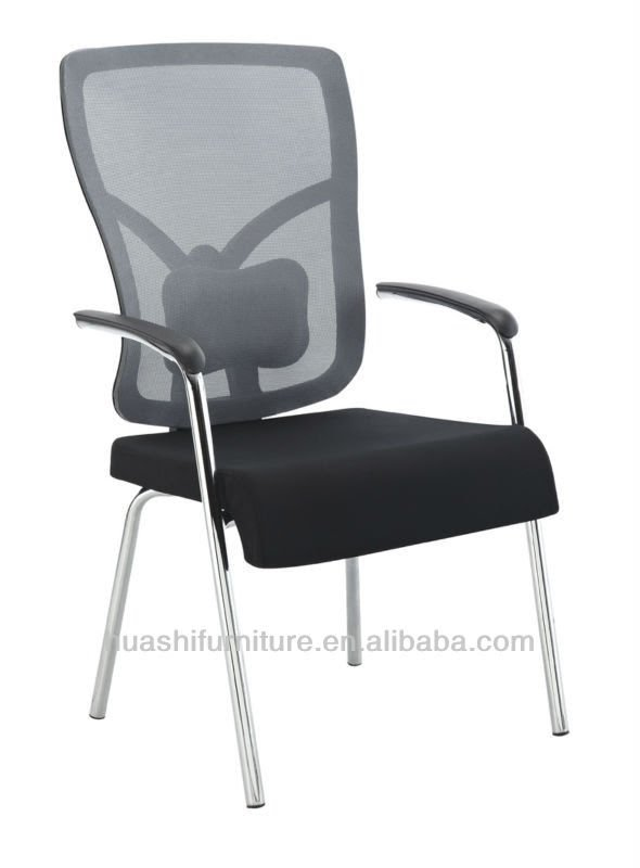 (T 087C) Desk Chair Without Wheels, View Desk Chair .