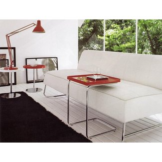 Table bout de canap tray sofa calligaris calligaris
