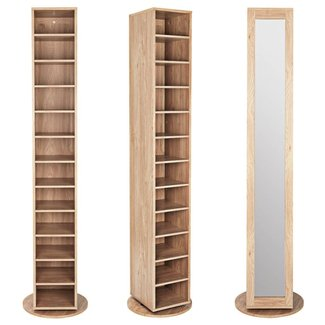 Tall Narrow Shoe Cabinet - Manicinthecity