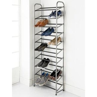 Tall Shoe Rack | American HWY