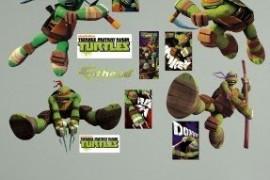 Ninja Turtle Room Decor