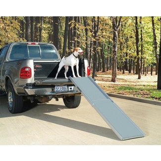 Telescoping Pet Ramp - Extra Wide, Extra Long - Pet