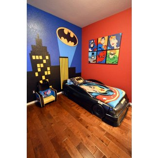 The 25+ best Batman bed ideas on Pinterest | Batman