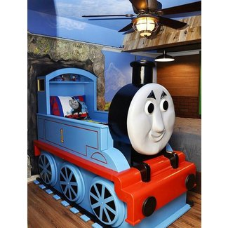thomas the tank bedroom | Thomas the tank engine party